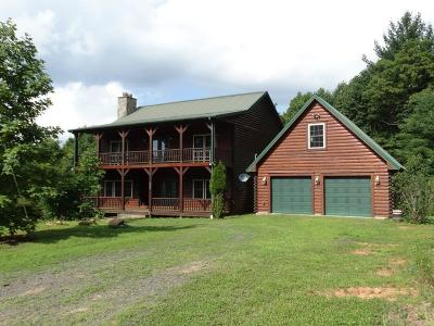 Carroll County, Grayson County Single Family Home For Sale: 926 Nursery Rd