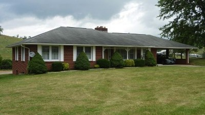 Wytheville Single Family Home For Sale: 768 Huddle Rd