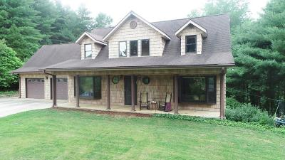 Galax Single Family Home For Sale: 2694 Gambetta Rd.