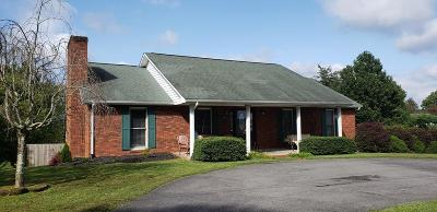 Galax Single Family Home For Sale: 404 Country Club Lane