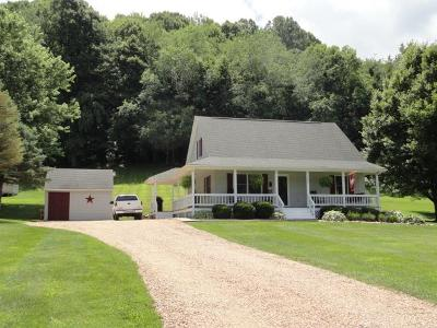 Chilhowie VA Single Family Home For Sale: $179,000