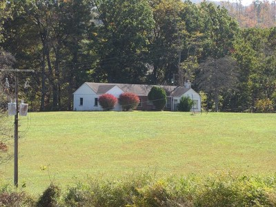 Wytheville Single Family Home For Sale: 255 Echo Valley Road
