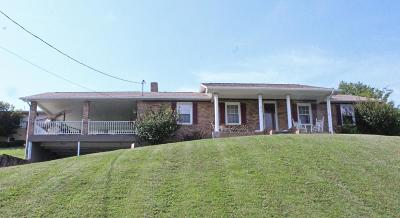 Chilhowie VA Single Family Home For Sale: $169,900