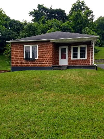 Saltville Single Family Home For Sale: 233 E. Main Street
