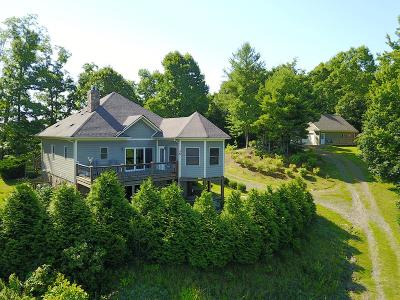 Woodlawn Single Family Home For Sale: 1690 Pot Rock Road