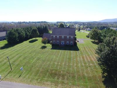 Wythe County Single Family Home For Sale: 275 Sherwood Avenue