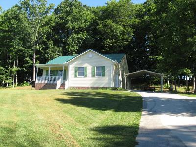 Abingdon Single Family Home For Sale: 24095 Hillandale Road