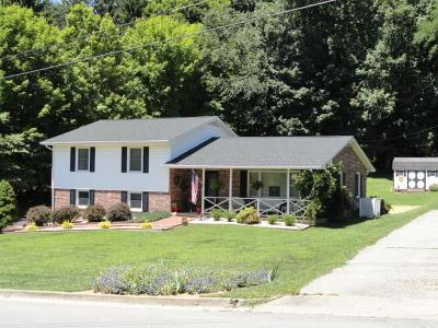 Marion Single Family Home For Sale: 1122b Prater Lane