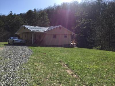 Galax Manufactured Home For Sale: 1269 Crownridge Rd