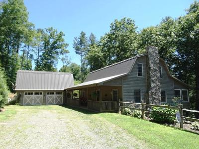 Galax, Woodlawn, Hillsville, Fries Single Family Home For Sale: 396 Kinzer Rd