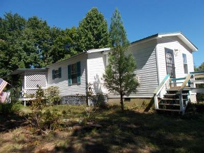 Carroll County, Grayson County Manufactured Home For Sale: 140 Honeydew Ln