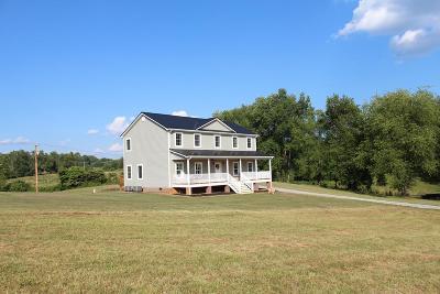 Abingdon VA Single Family Home For Sale: $342,000