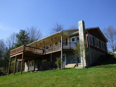 Carroll County, Grayson County Single Family Home For Sale: 50 Benton Way