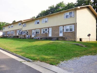 Wytheville Multi Family Home For Sale: 600 N 5th St.