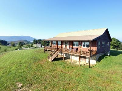 Carroll County, Grayson County Single Family Home For Sale: 639 Wagon Wheel Rd