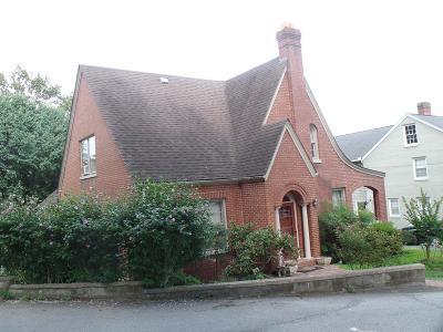 Abingdon VA Single Family Home For Sale: $259,900