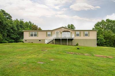 Chilhowie Manufactured Home For Sale: 185 Needmore Road