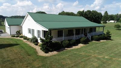 Meadowview Single Family Home For Sale: 19036 Praise Road