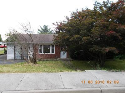 Wythe County Single Family Home For Sale: 107 Buck Ave.