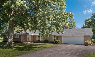 Abingdon VA Single Family Home For Sale: $229,500