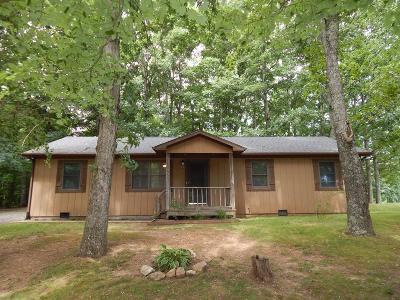 Hillsville VA Single Family Home For Sale: $129,900