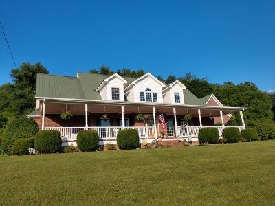 Chilhowie VA Single Family Home For Sale: $435,000