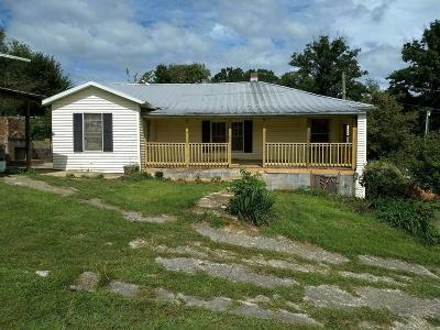 Bristol VA Single Family Home For Sale: $135,000