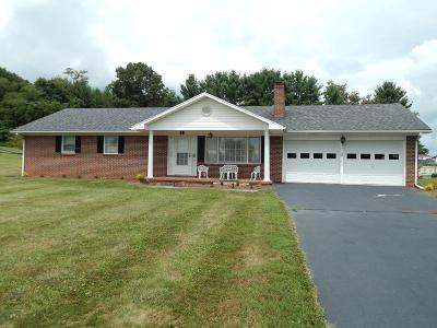 Galax VA Single Family Home Active Contingency: $159,950