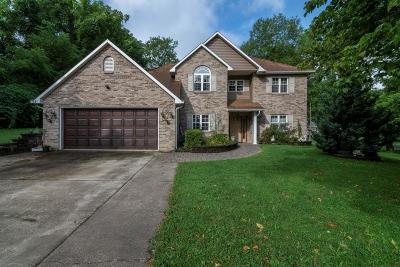 Bristol VA Single Family Home For Sale: $254,500