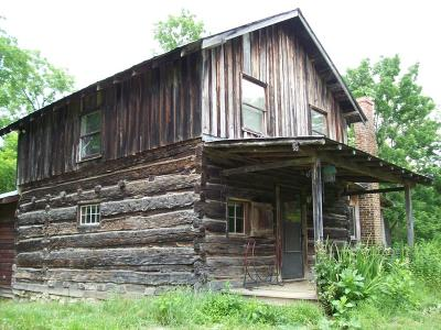 Chilhowie Single Family Home For Sale: 107 Old Mill Road