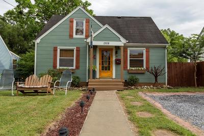 Bristol VA Single Family Home For Sale: $113,490