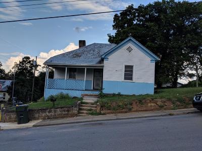 Bristol VA Single Family Home For Sale: $30,000