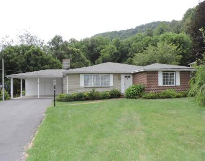 Damascus VA Single Family Home Active Contingency: $154,900