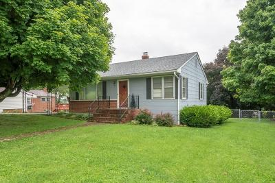 Marion Single Family Home For Sale: 604 Lincoln