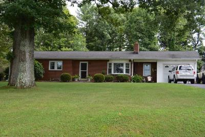 Galax VA Single Family Home Active Contingency: $154,900
