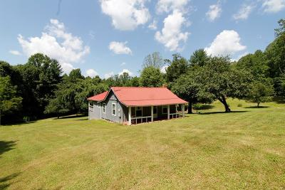 Carroll County, Grayson County Single Family Home For Sale: 63 Red Roof Ln.