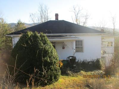 Wytheville Single Family Home For Sale: 115 Jackson Street