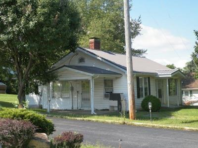 Wytheville Single Family Home For Sale: 685 Chapman Road