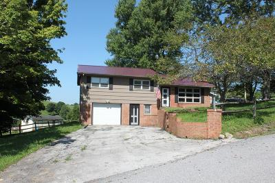 Chilhowie Single Family Home For Sale: 190 Crestwood