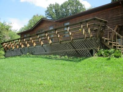 Independence Manufactured Home For Sale: 162 Too Steep Lane