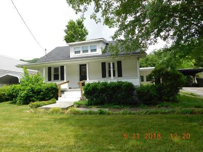 Bristol Single Family Home For Sale: 1834 Pittstown Rd