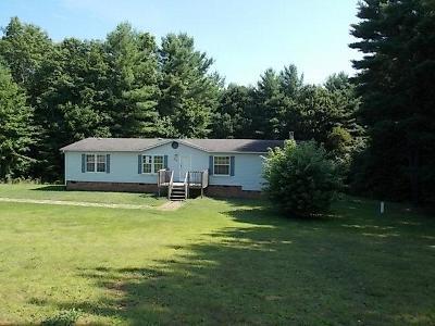 Galax Manufactured Home For Sale: 57 Savannah Rd