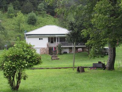 Hillsville Single Family Home Active Contingency: 387 Baker Mines Rd