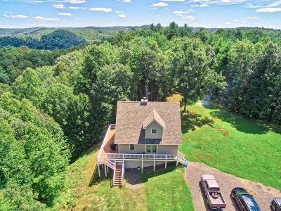 Carroll County, Grayson County Single Family Home For Sale: 2624 Scratch Gravel Road