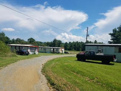 Carroll County, Grayson County Commercial For Sale: 97 Old House Lane