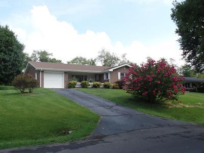 Abingdon VA Single Family Home For Sale: $169,900