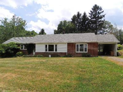 Carroll County Single Family Home For Sale: 4932 Stable Rd.