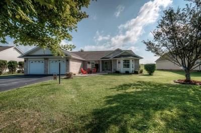 Abingdon VA Single Family Home For Sale: $269,985