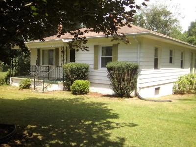 Wythe County Single Family Home For Sale: 616 Brown Town Road