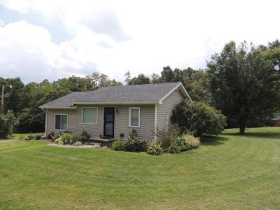 Grayson County Single Family Home For Sale: 2195 Elk Creek Parkway